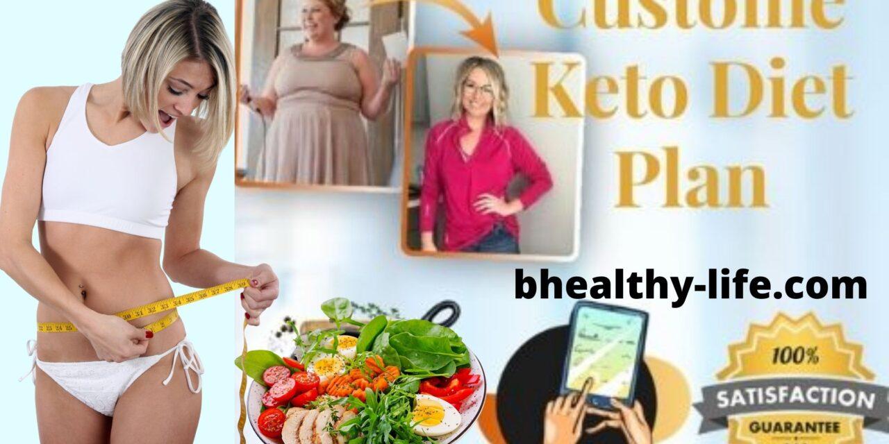 Custom Keto Diet Reviews | Does This Diet Work? [New Update]